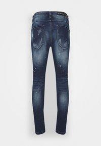 Alessandro Zavetti - SUPER SLIM  - Jeans Skinny Fit - indigo - 6