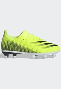 adidas Performance - X GHOSTED.3 SG FUTBALLSCHUH - Moulded stud football boots - yellow - 8