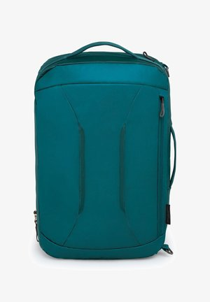 TRANSPORTER GLOBAL CARRY-ON 38 - Across body bag - westwind teal