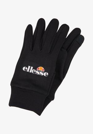 MILTAN - Gloves - black