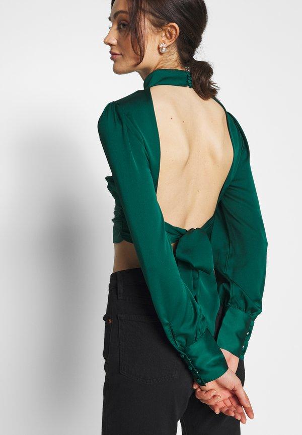 Glamorous Bluzka - forest green/zielony SXGU