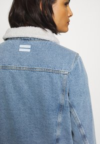 10DAYS - Jeansjacke - light denim - 6