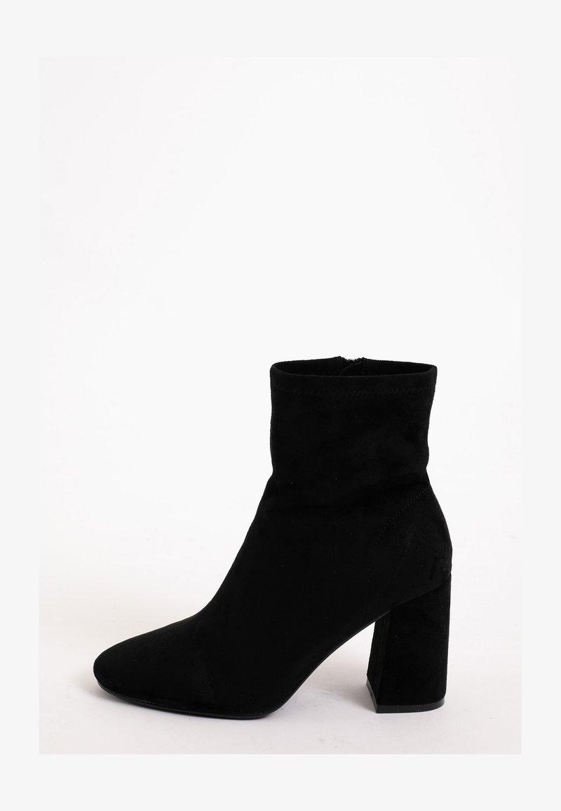 Pimkie - High heeled ankle boots - schwarz