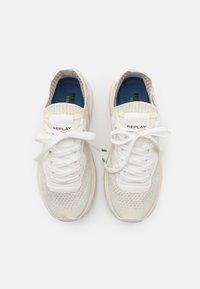 Replay - DRYTON - Sneakersy niskie - white - 5