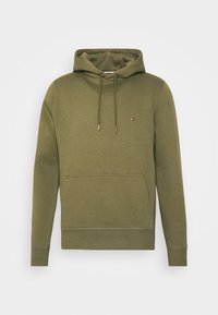Tommy Hilfiger - BASIC FLAG HOODY - Sweat à capuche - green - 3