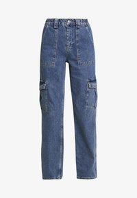 BDG Urban Outfitters - SKATE - Straight leg jeans - blue denim - 4