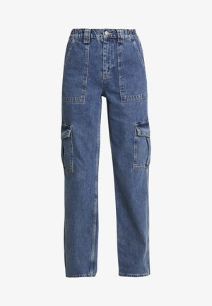 SKATE - Relaxed fit jeans - blue denim