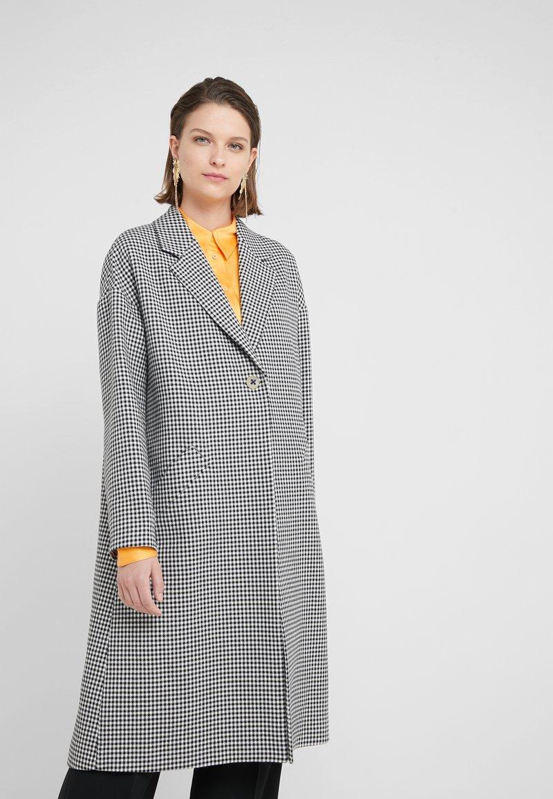 PS Paul Smith - Classic coat - black/white