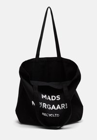 Mads Nørgaard - BOUTIQUE ATHENE - Velká kabelka - black / silver - 2