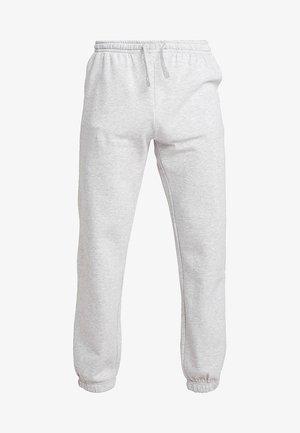 SNAKO - Pantalones deportivos - grey melange
