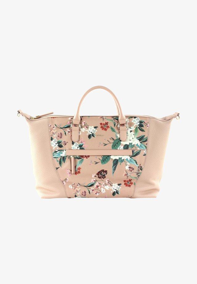 Tote bag - kew floral