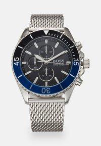 BOSS - OCEAN EDITION - Chronograph watch - silver-coloured - 0