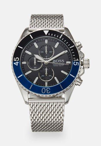 OCEAN EDITION - Chronograph watch - silver-coloured