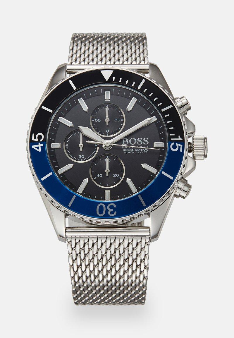 BOSS - OCEAN EDITION - Chronograph watch - silver-coloured