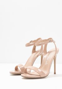 New Look - High Heel Sandalette - oatmeal - 4