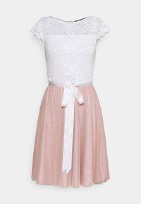 Swing - Cocktail dress / Party dress - peach blush/ivory - 3