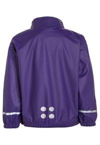 LEGO Wear - JAMAICA - Vodotěsná bunda - dark purple - 2