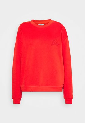 CREW - Sweatshirt - poinciana