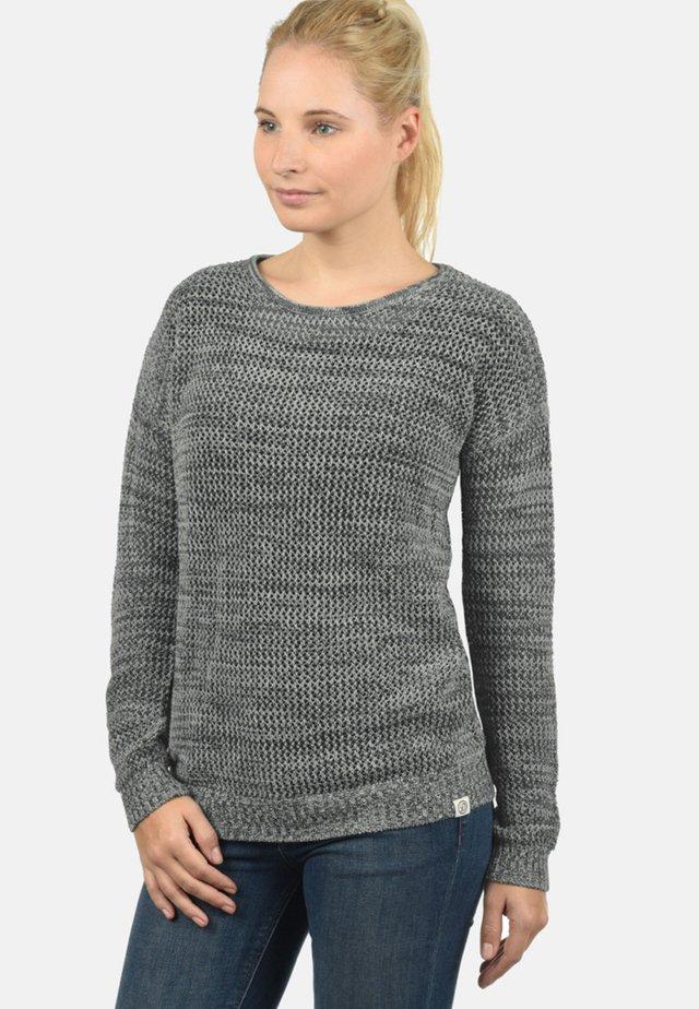 LEA - Trui - dark grey