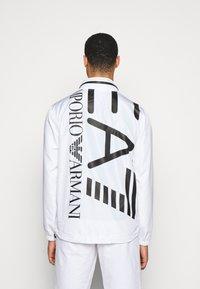 EA7 Emporio Armani - Summer jacket - white - 2