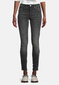 Cartoon - Slim fit jeans - black denim - 0