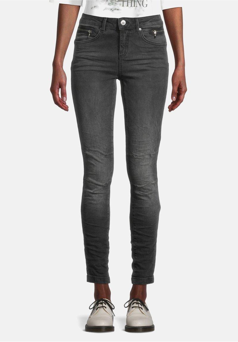 Cartoon - Slim fit jeans - black denim