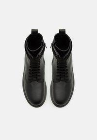 Furla - RITA ARMY BOOT  - Platform ankle boots - nero - 4