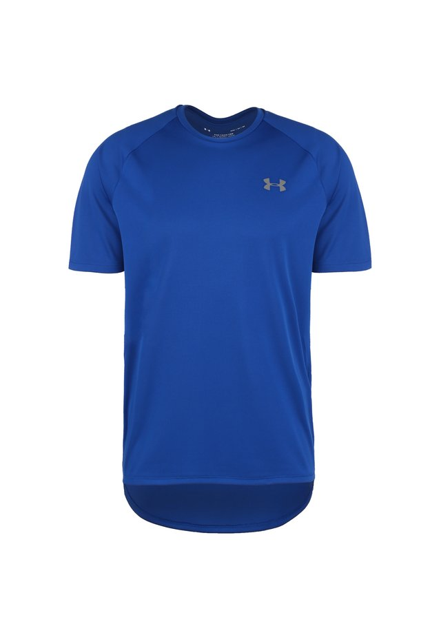 HEATGEAR TECH  - T-shirt print - royal