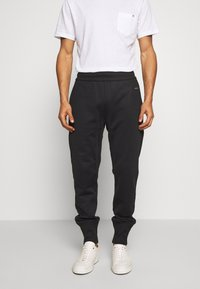 Joseph - NEW NEOPRENE TRACKSUIT - Spodnie treningowe - black - 0
