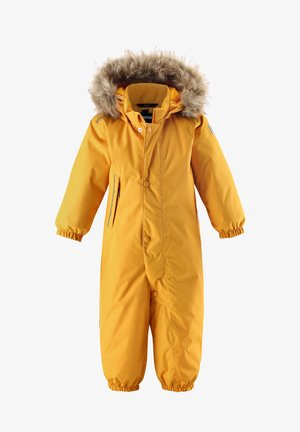 GOTLAND - Snowsuit - warm yellow