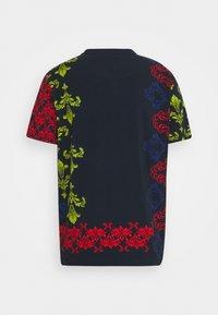 Carlo Colucci - UNISEX - Print T-shirt - navy - 7