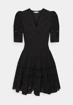 RAYANETTE - Day dress - noir