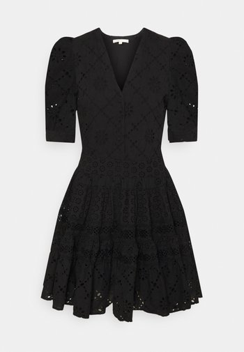 RAYANETTE - Day dress - noir