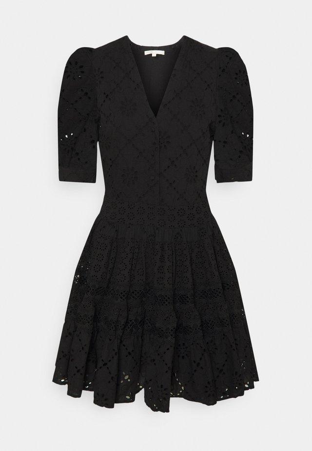 RAYANETTE - Sukienka letnia - noir