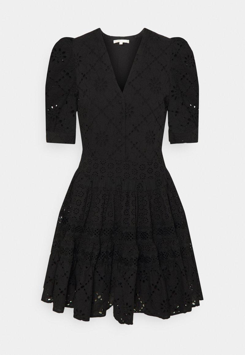 maje - RAYANETTE - Vapaa-ajan mekko - noir