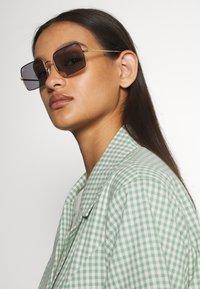 Ray-Ban - Sunglasses - shiny gold-coloured - 0