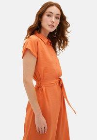 LC Waikiki - KLEID - Maxi dress - orange - 3