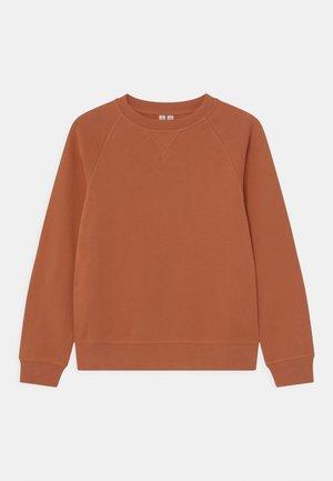 UNISEX - Sweatshirt - cognac