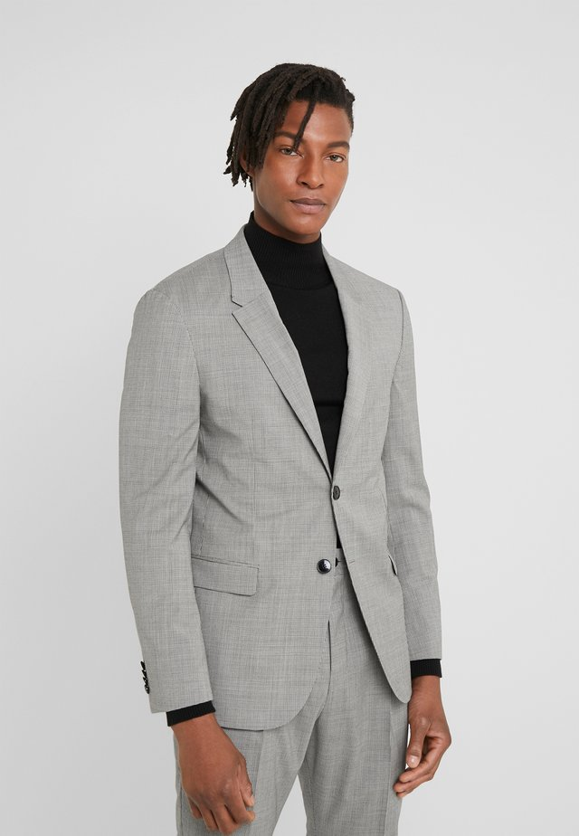 HERMAN - Veste de costume - open grey