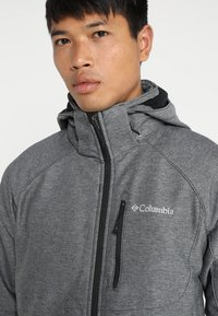 Columbia - CASCADE RIDGE  - Softshelljacke - mottled grey - 4