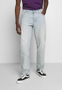Weekday - BARREL PEN - Relaxed fit jeans - morning blue - 0