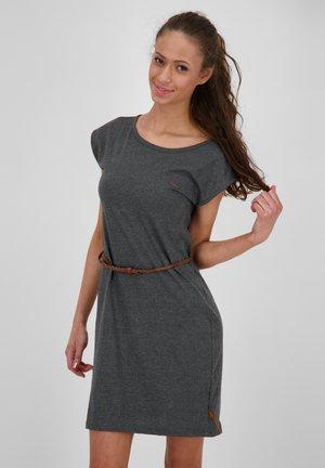 Jersey dress - moonless