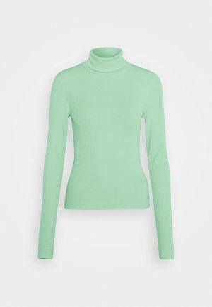 VERENA TURTLENECK - T-shirt à manches longues - sage green