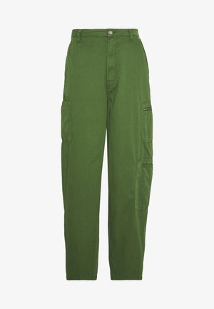 DUA LIPA x PEPE JEANS - Bukse - khaki green