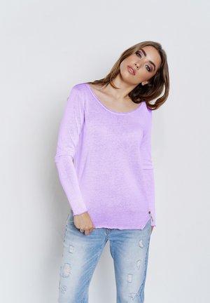 AVA - Jumper - purplish