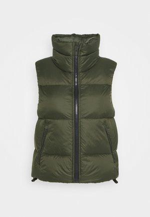 SPORTSTYLE VEST - Waistcoat - baroque green