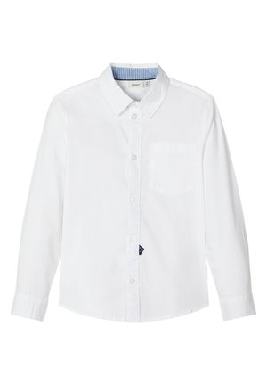 HEMD BAUMWOLL - Shirt - bright white