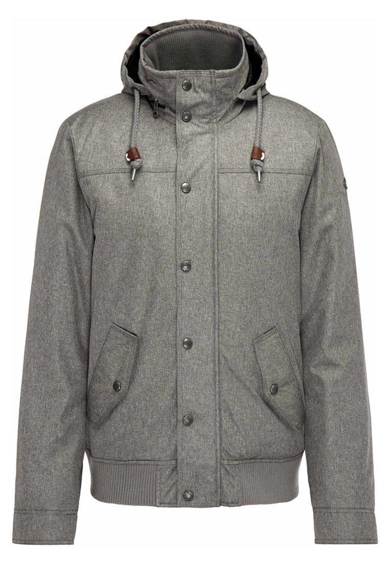 DreiMaster Veste d'hiver - mottled grey