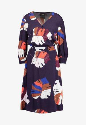OBJJONNA DRESS - Day dress - nightshade