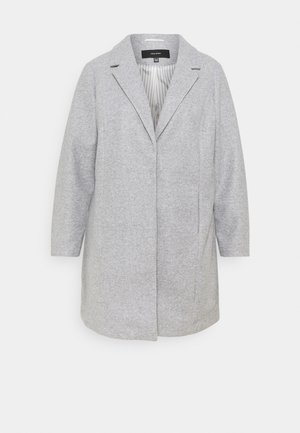VMDAFNELISE JACKET - Classic coat - light grey melange